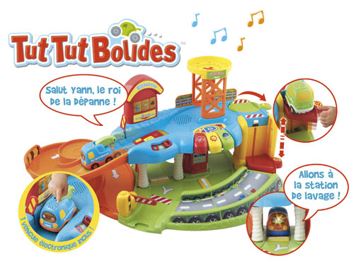 mon garage ducatif tut tut bolides vtech jeu d 39 veil achat prix fnac. Black Bedroom Furniture Sets. Home Design Ideas