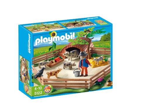 Fnac.com : Playmobil 5122 Enclos et éleveur de cochons - Playmobil. Achat et vente de jouets, jeux de société, produits de puériculture. Découvrez les Univers Playmobil, Légo, FisherPrice, Vtech ainsi que les grandes marques de puériculture : Chicco, Bébé