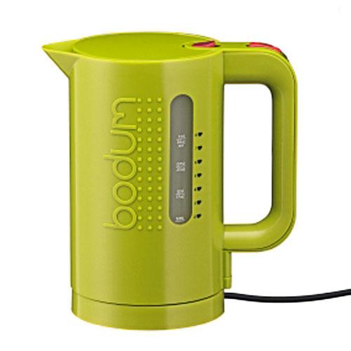 Bodum Bistro  EURO Bouilloire electrique Litre Vert citron a w