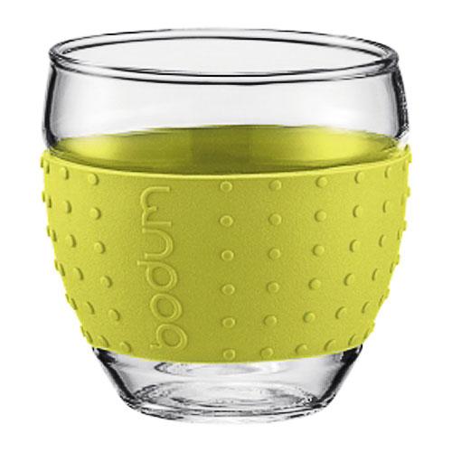 Image du produit Bodum Pavina 11185-565 Set 2 Verres 0,35 L Vert Citron