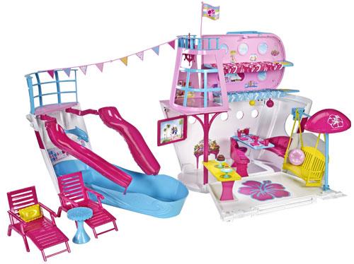 Mattel Barbie Bateau de Croisière pour 249€