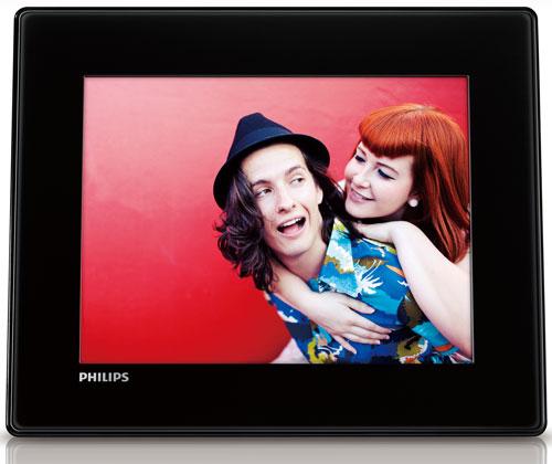 Philips cadre num rique 8 spf1208 cadre 8 pouces - Cadre photo numerique 20 pouces ...