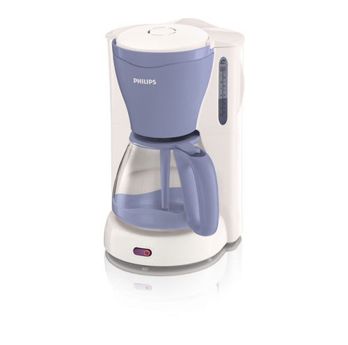 Philips cafeti re filtre hd7562 40 blanc lavande acheter sur - Detartrage cafetiere au vinaigre blanc ...