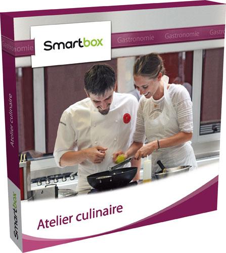 smartbox coffret atelier culinaire - coffrets cadeaux - achat ... - Coffret Cadeau Cours De Cuisine