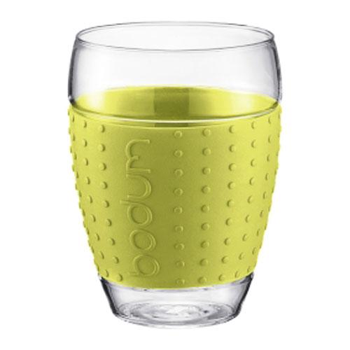 Image du produit Bodum Pavina 11166-565 Set 2 verres 0,45L Vert Citron