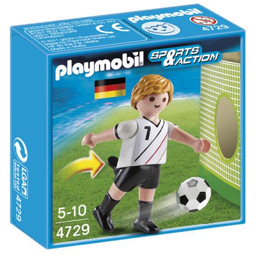 Joueur équipe Allemagne.