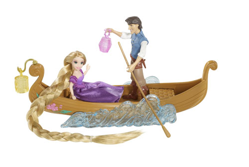 Mattel Promenade Raiponce Flynn pour 200€