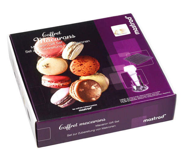 Image du produit Mastrad - F45365 - Coffret Macarons