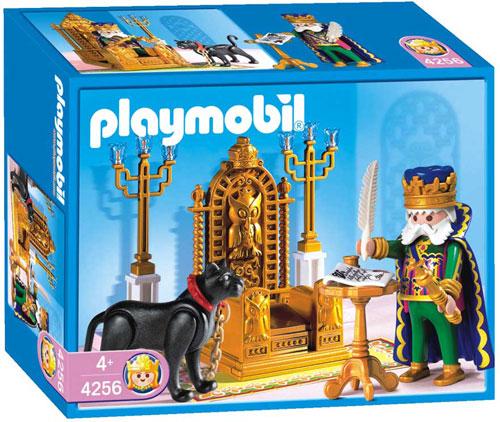 Fnac.com : Playmobil 4256 Roi trone - Playmobil. Achat et vente de jouets, jeux de société, produits de puériculture. Découvrez les Univers Playmobil, Légo, FisherPrice, Vtech ainsi que les grandes marques de puériculture : Chicco, Bébé Confort, Mac Laren