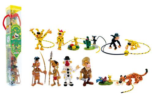 Fnac.com : Plastoy Marsupilami Tube 12 mini figurines - Autres figurines et répliques. Achat et vente de jouets, jeux de société, produits de puériculture. Découvrez les Univers Playmobil, Légo, FisherPrice, Vtech ainsi que les grandes marques de puéricul