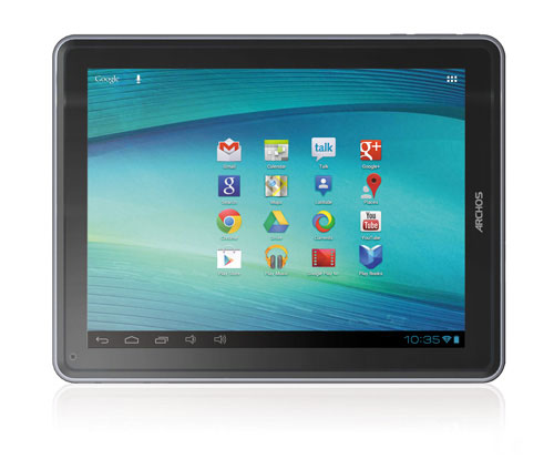 Archos  Carbon PC Tablet Tactile Android Go SSD a w