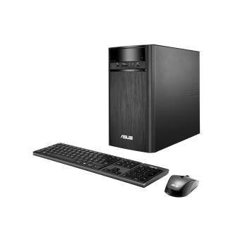 pc de bureau asus k31an fr046t achat prix fnac. Black Bedroom Furniture Sets. Home Design Ideas