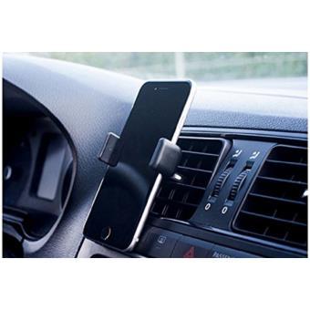 Support voiture grille de ventilation pour iphone 7 - Support iphone voiture grille aeration ...