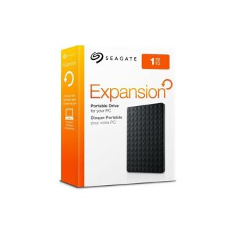 disque dur portable seagate expansion 1 to noir disque dur externe achat prix fnac. Black Bedroom Furniture Sets. Home Design Ideas