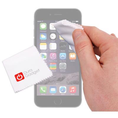 """Fantástica Gamuza Limpiadora Para Pantalla Del Nuevo Apple iPhone 6 De 4.7""""/ 6 Plus 5.5"""" - ¡Olvídese De La Mugre Que Dejan Los Dedos! Por DURAGADGET"""