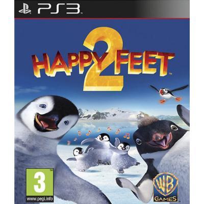 Happy Feet 2 - PS3 [Importación inglesa]