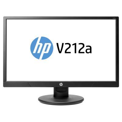 "HP V212a 20 7"" Black Full HD"