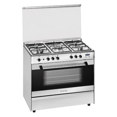 Cocina convencional con quemadores de gas natural meireles - Cocina gas natural ...