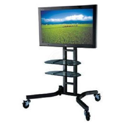 Soporte de pie con ruedas para pantalla plana 32 50 plas 1031 en comprar - Soporte con ruedas para tv ...