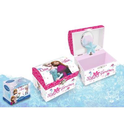 Frozen - Joyero Musical Cofre