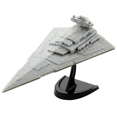Star Wars Maqueta Easykit Pocket 1/12300 Imperial Star Destroyer 13 cm