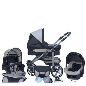Matrix ii cochecito carrito bebe silla para coche for Precio de silla bebe para coche