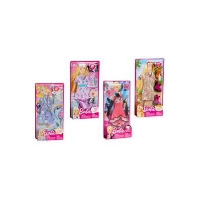 Barbie muñeca fashion surt.