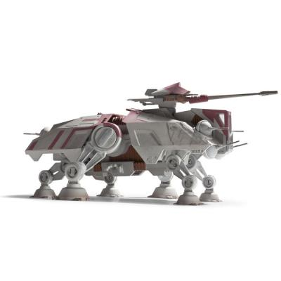 Star Wars the Clone Wars Maqueta Easykit 1/98 At-Te 20 cm