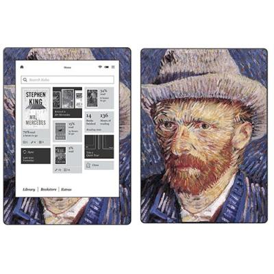 Skin Stickers Para Kobo Aura H2o (sticker : Autoportrait)