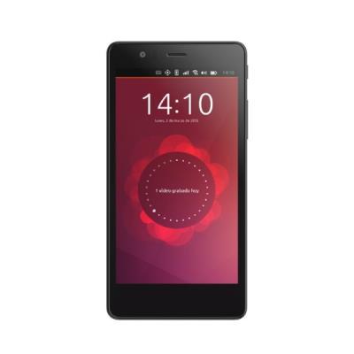 Bq Aquaris E5 HD Edición Ubuntu negro libre
