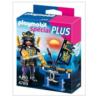 PLAYMOBIL 4789 Guerrero Samurai