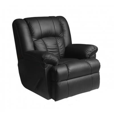 Sill n de masaje relax balanc n y giratorio 360 tapizado for Sillon relax de piel