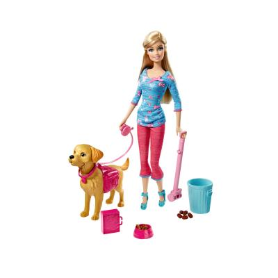Barbie Gatita Pis-Barbie Perrito po
