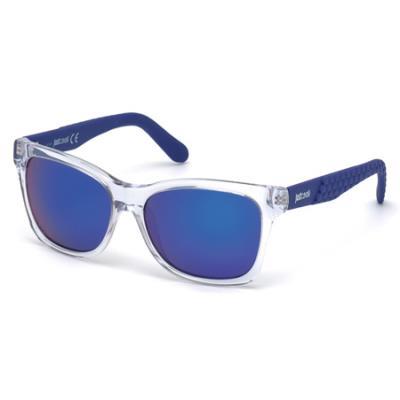 Just Cavalli JC649S - 26Z (cristallo/viola graduato e/o specchiato) - Gafas de sol