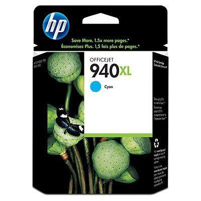 HP Cartucho de tinta cian HP 940XL Officejet