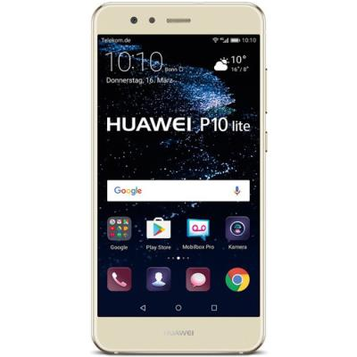 Huawei P10 Lite 4GB 32GB Doble Sim Oro