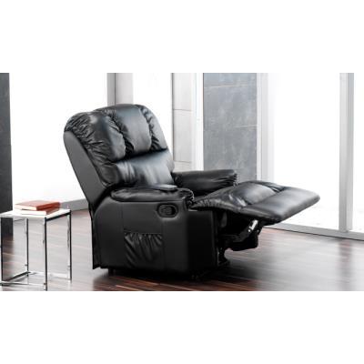 Sill n de masaje relax modelo 2015 color negro en fnac - Sillon home cinema ...