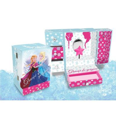 Frozen - Joyero Musical Armario Skate