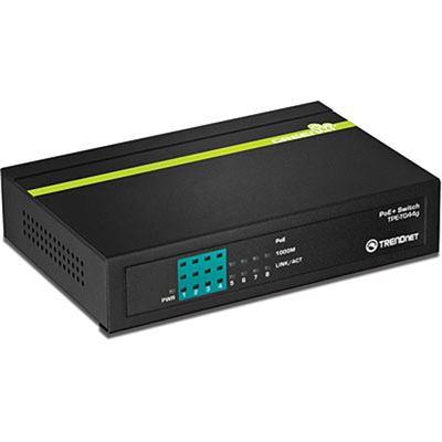 TRENDnet 8-Port Greennet Gigabit POE