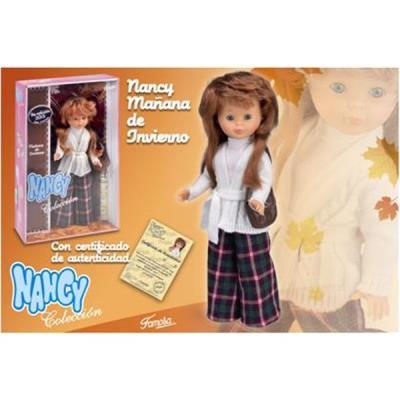 Nancy coleccion mañanas de invierno