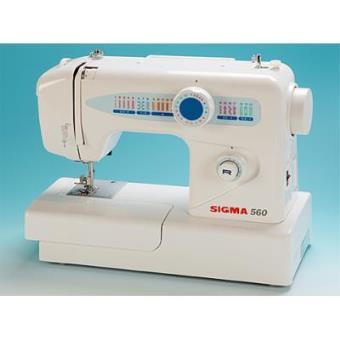 Sigma 560 - Maquina de coser - Los mejores precios en Fnac.es