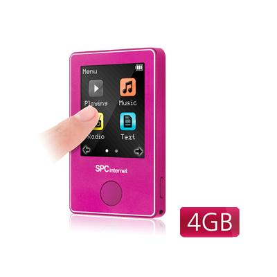 SPCinternet 8274P MP3 táctil 4GB