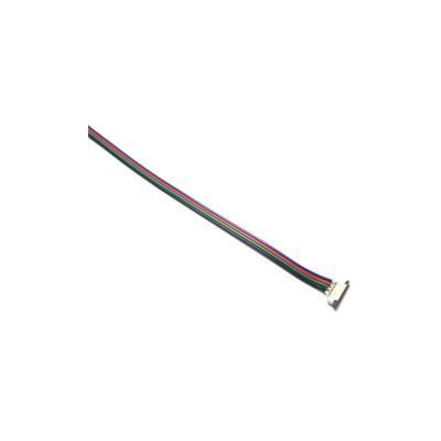 Conector con Cable Para Tira de led RGB de 10 mm