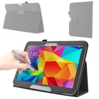 Funda atril stand negra para samsung tab 4 10 1 sm t530 - Atril para tablet ...