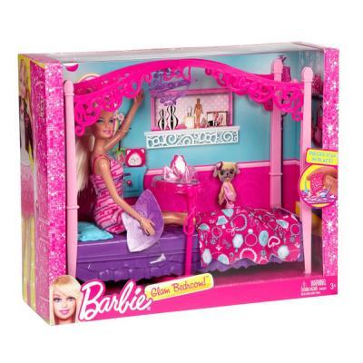 Mattel Barbie - Barbie en su habitación
