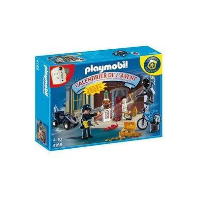 Playmobil 4168 Calendario de Adviento Policía