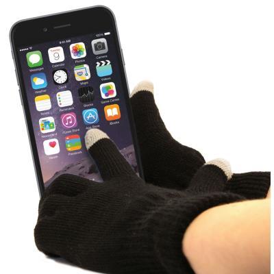 """Guantes Capacitivos Pequeños Para Pantalla Táctil Del Nuevo Apple iPhone 6 De 4.7""""/ 6 Plus 5.5"""" - Disponible En 3 Tamaños Por DURAGADGET"""