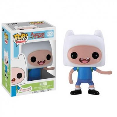 Figura Pop Adventure Time: Finn