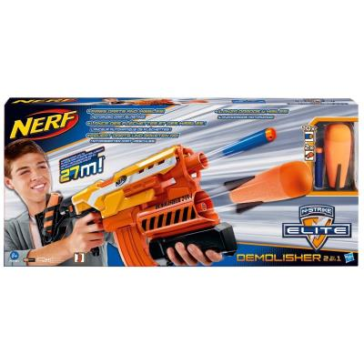 Nerf Elite Demolisher 2 en 1 -Cr14-