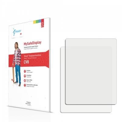 2x Vikuiti MySafeDisplay protector de pantalla CV8 de 3M para Sony Walkman NWZ-E436F